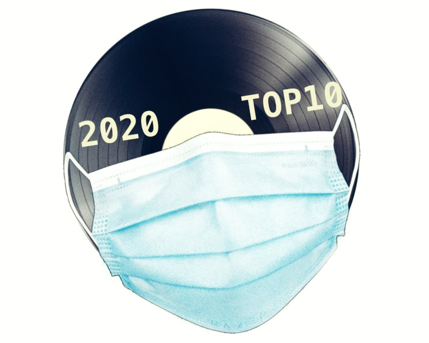 Yksi vuoden 2020 TOP-listoista.