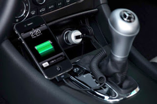Why you Mustn't charge your phone in car