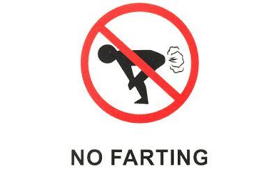 No farting law