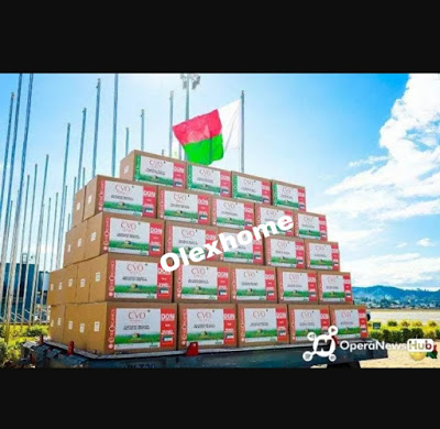 Madagascar distribute Covid19 medicine to 15 African countries