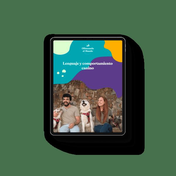 Guía lenguaje y comportamiento canina