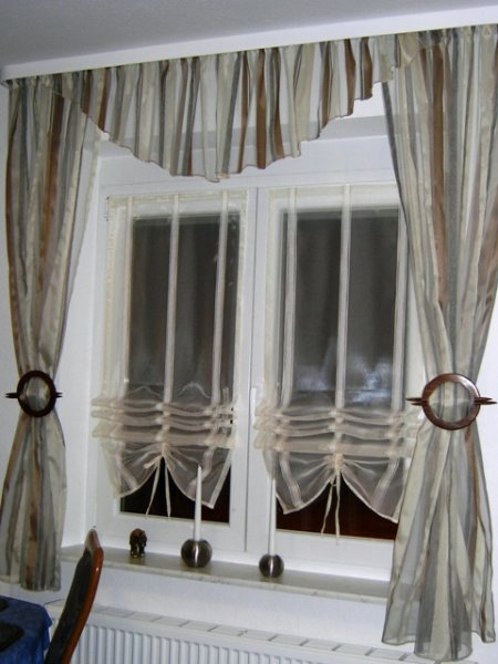 OlgaGardinen  Kleine Fenster