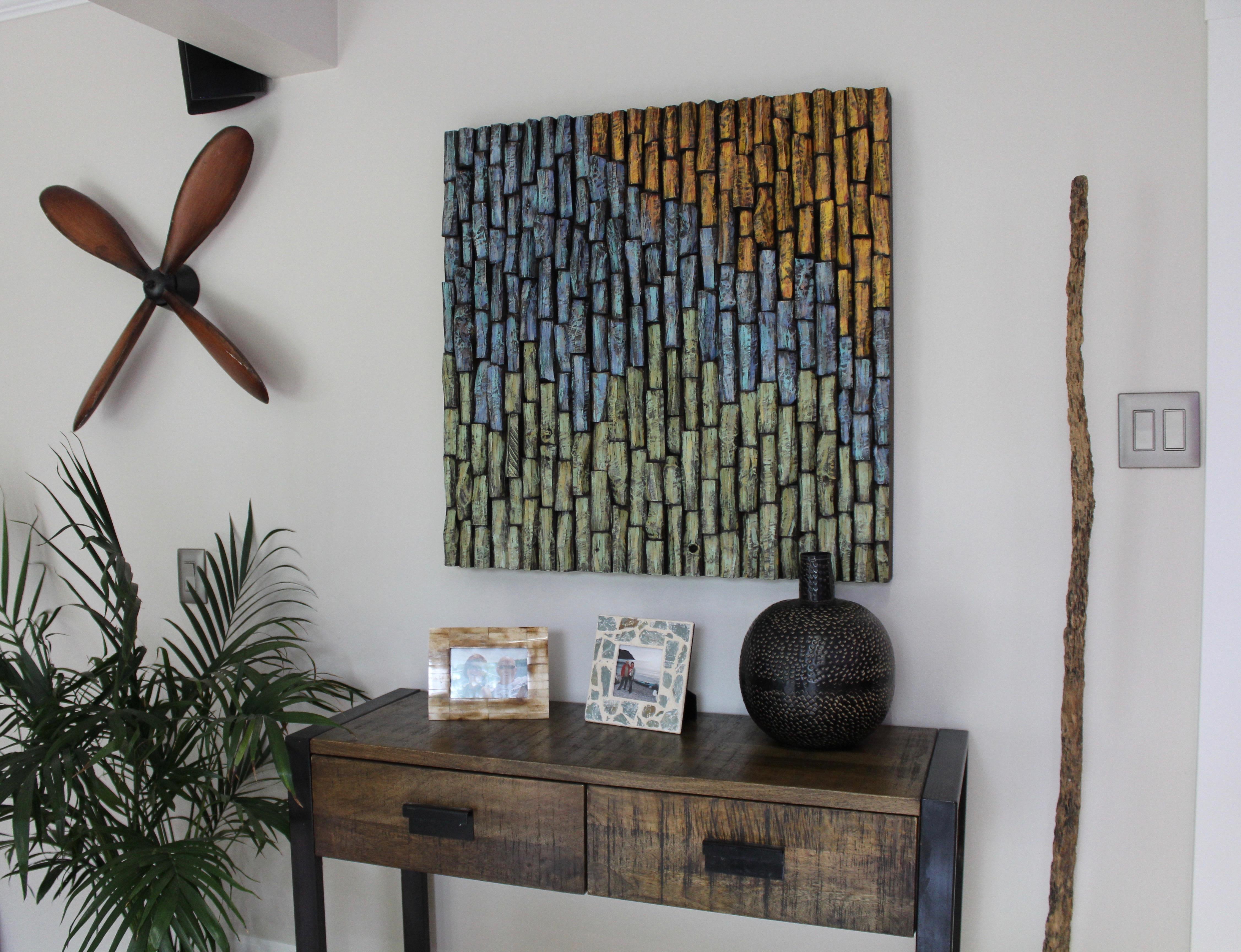 Eccentricity Of Wood