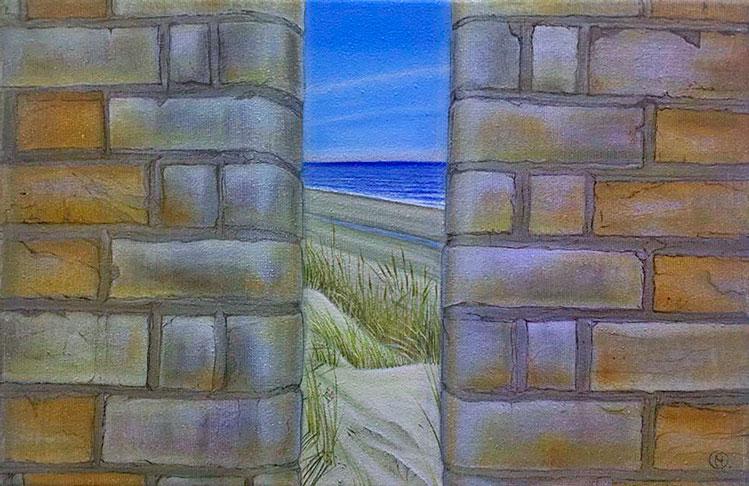 Art behind Walls