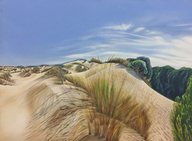 Sand Dunes of Coto Doñana