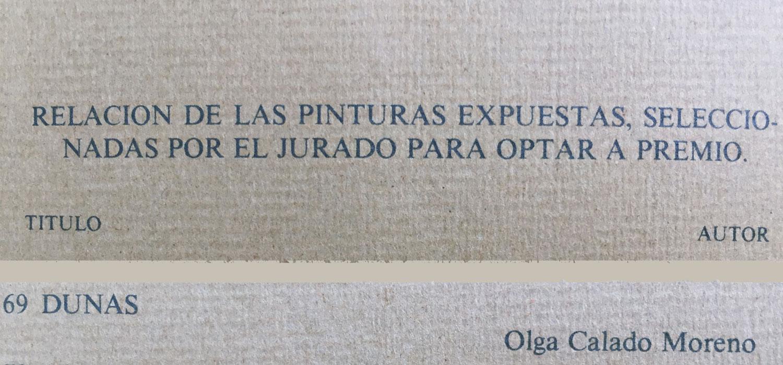 Detail Poster of XXV National Art Paint Award