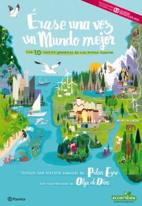 Portada Érase una vez un mundo mejor. ISBN-10: 8416489602