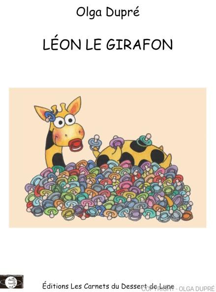 Léon le girafon