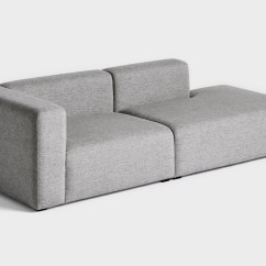 Hay Mags Sofa Fabrics Sectional With Chaise Lounge By