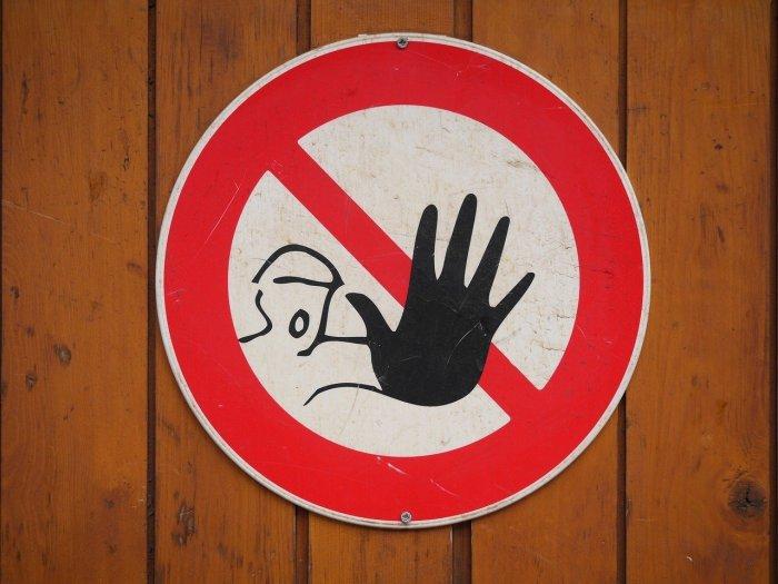 sign, stop, warning