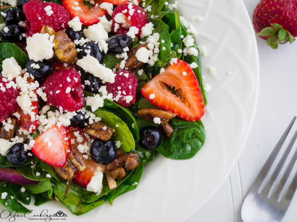 Very Berry Salad