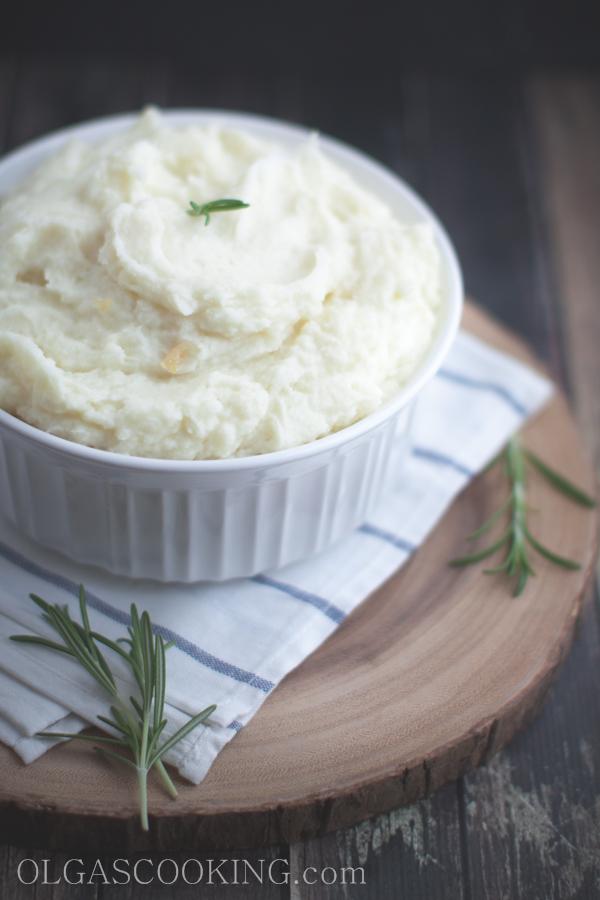 roasted garlic mashed potatoes-2