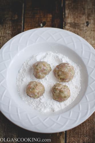 Meatballs in Almond Sauce-1-11