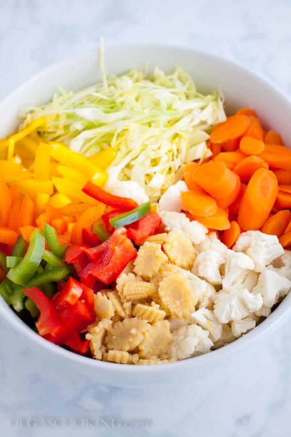 vegetable salad 1