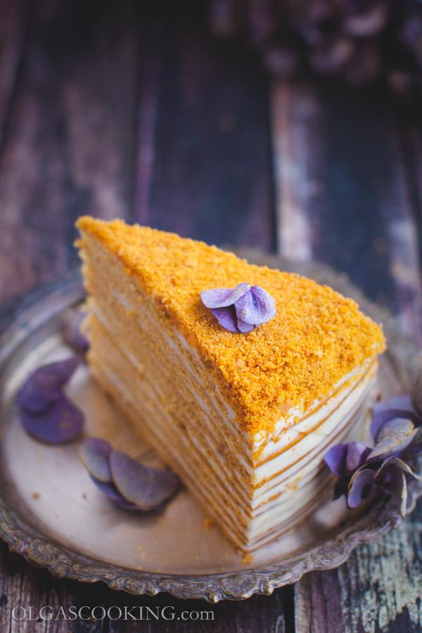 Medok-Honey Cake
