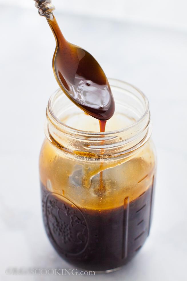 Sweet Soy Glaze Recipe
