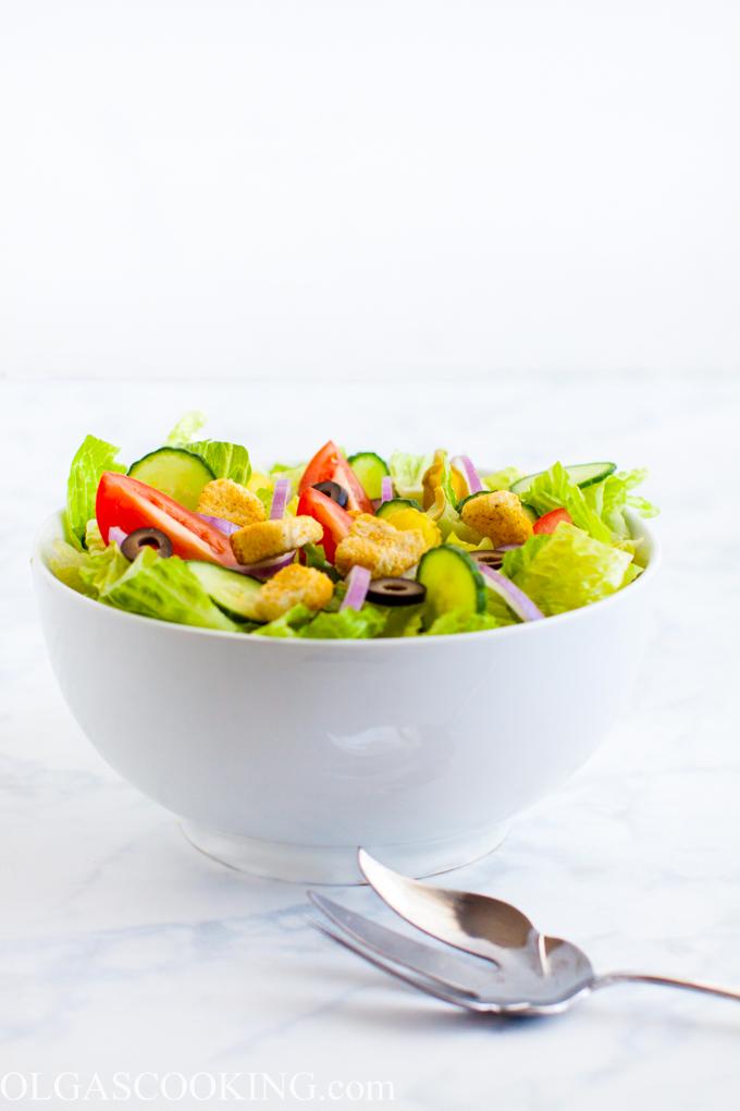 Italian Garden Salad