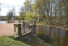 Парк усадьбы Лопухина.