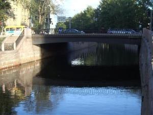 Петропавловский мост.