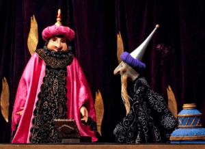 Волшебная лампа Алладина1