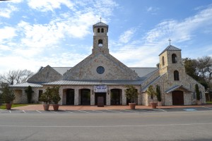 Our Lady of Guadalupe Church and Eucharistic Chapel.