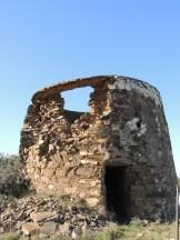 Windmill ruins