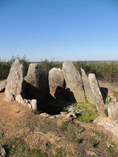 Looking north from Anta da Masmorra