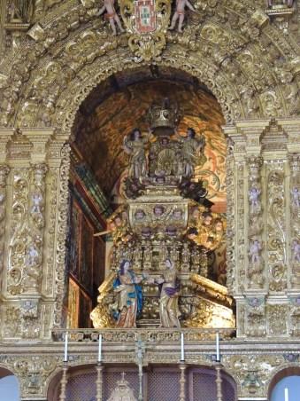 Incredible altar