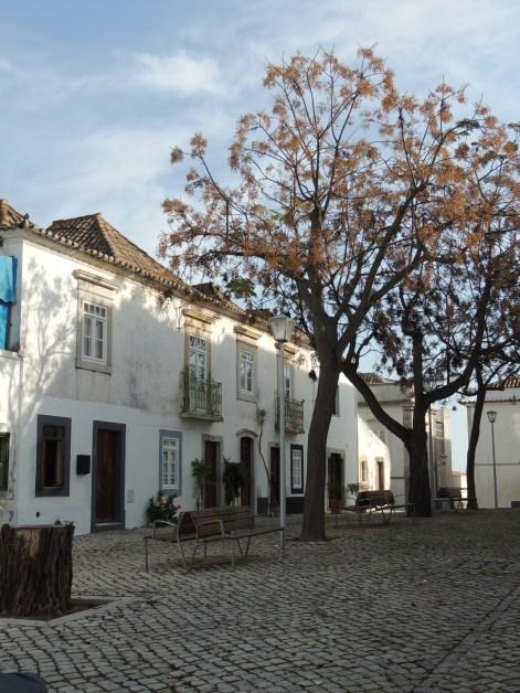 square in Tavira