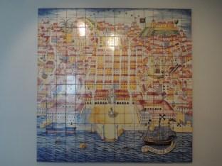 Lisbon before the earthquake