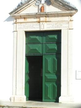 Main Church Door
