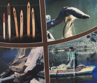 Gillnet fishing I think