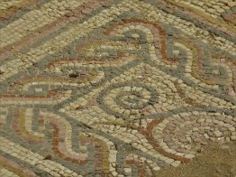 The mosaics are wonderful