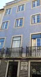 Azulejos inside and out