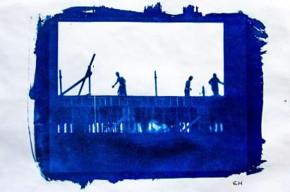 BluePrint © Eliane Heuser 4