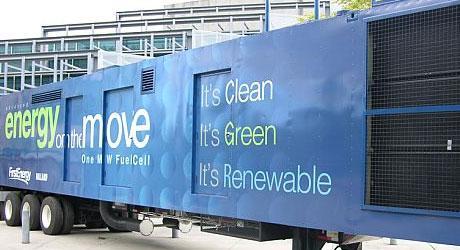 Equipamento utiliza hidrogênio e gera até 1MW de energia limpa