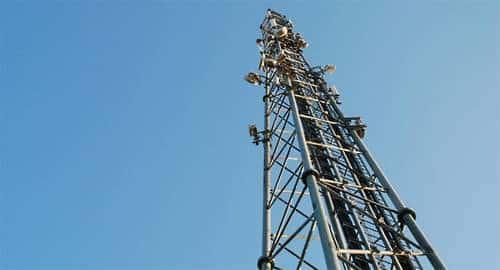 Antena de celular