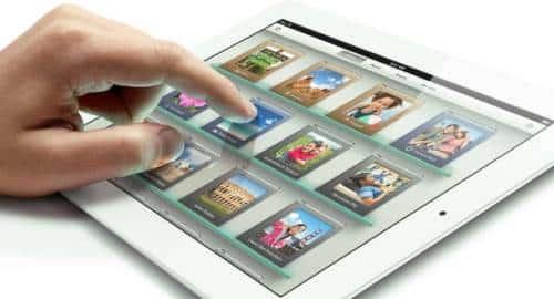 Novo iPad