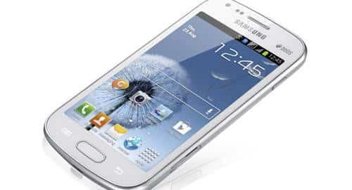 Galaxy S Duos