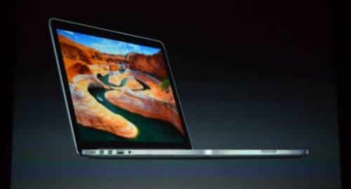 MacBook Pro com Retina