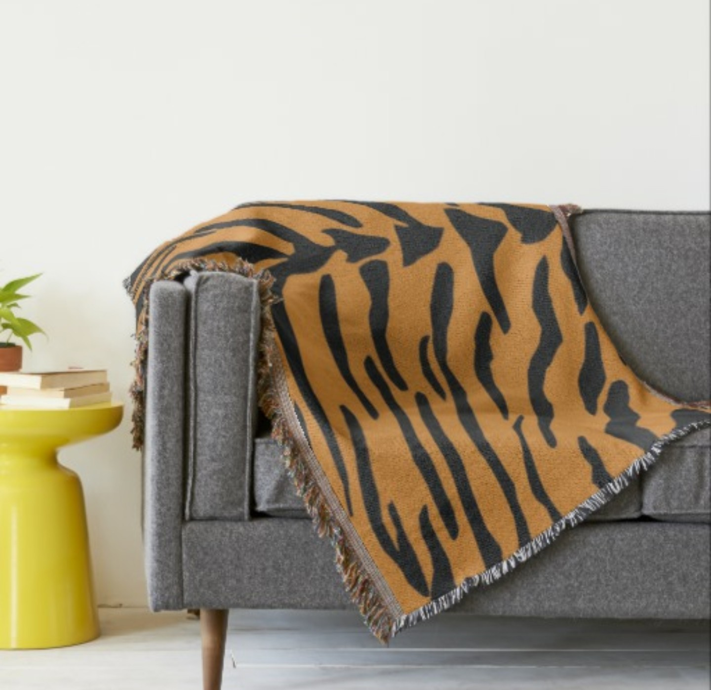 tiger print sofa set two piece sectional covers quotexoticskins quot skin throw blanket olheiser art