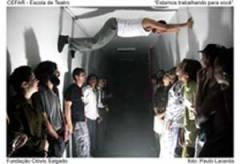 Espetáculo de formação dos Alunos do Cefar