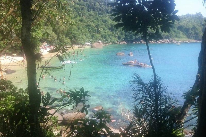 Ilha das Couves: o paraíso de águas cristalinas e calmas em Ubatuba