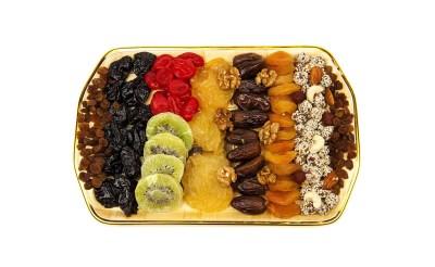 Frutas secas que são ótimos alimentos para acampamentos e trilhas