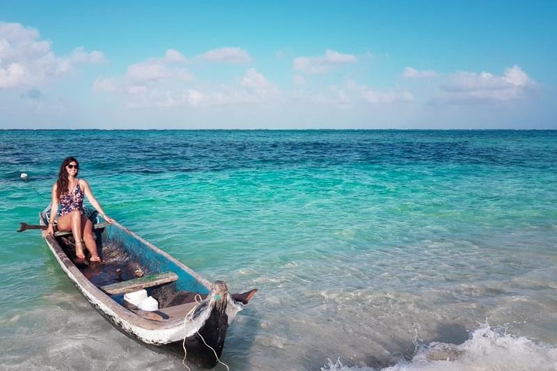 Como ir da Colômbia ao Panamá de barco passando por San Blas