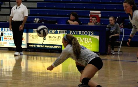 Lady Patriots breeze through volleyball sectionals
