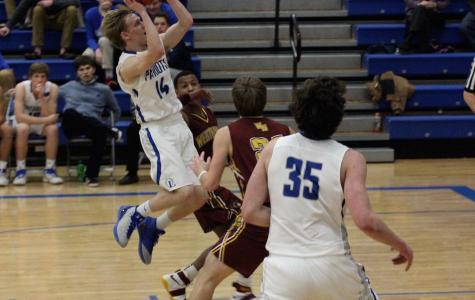 Boys basketball falls to Westerville North Warriors
