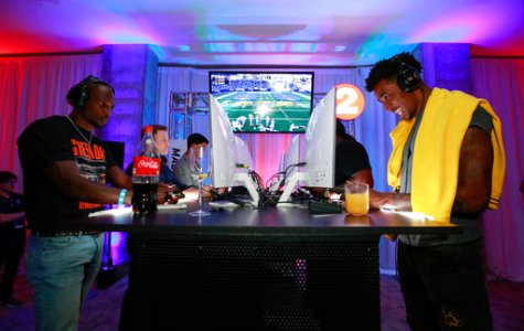 Product vs. Person: Shooting at EA Sports event