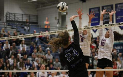 The Liberty Girls' Volleyball Team Reflects Upon It's Success