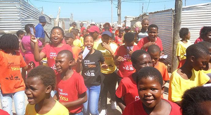 폴릴레 – 20번 째 아이들의 행진